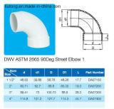 Cotovelo da rua 90deg de Dwv ASTM 2665