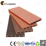Extrudé Outdoor Waterproof Brown PVC Wooden Plastic Decking