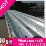 Da forma de onda revestida de W da camada do MERGULHO quente Guardrail metálico galvanizado