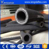 Il fornitore idraulico del tubo flessibile ha reso ad olio il tubo flessibile di gomma resistente R1 R2