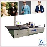 Tmcc-2025 Scherpe Machine van de Doek van de Scherpe Machine van de stof de Automatische