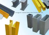 고성능 및 튼튼한 섬유유리 FRP/GRP 채널 의 FRP 단면도