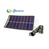 cargador flexible al aire libre del panel solar 36W