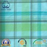 Покрашенная хлопчатобумажной пряжей 100% ткань поплина для одежды