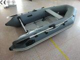 Bateau en aluminium de pédale d'étage (HSM 2.3-4.6m)