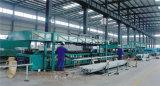 Un type plus épais pipe en acier revêtue par plastique de pipe d'approvisionnement en eau