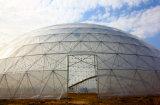 Парник купола парника пленки тоннеля растущий