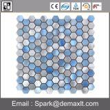 Мозаика циновки материала 300*300mm Buialding естественная мраморный для плакирования стены