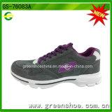 Le sport bon marché de vente chaud de femmes chausse les chaussures en gros en Chine