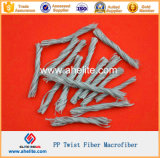 高力Concrete Reinforced PP Twist Fiber 19mm 48mm 54mm