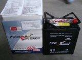 Ns40zl sèchent la batterie chargée de voiture