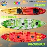 Kajak de la pesca (DH-GK08 y DH-OCEANUS y DH-CONGER)