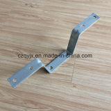 Металл штемпелюя кронштейн типа части u