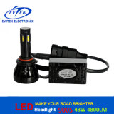 Фара наивысшей мощности 48W 4800lm 9005 H4 H7 H11 9006 H13 9004/9007 G6 Philips СИД для автомобиля и тележек
