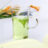 Tazza di tè di vetro Handmade popolare con la mano (CHT8621)