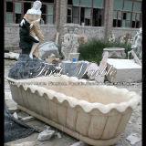Marmeren Veelkleurige Badkuip mbm-1020 van de Badkuip van het Graniet van de Steen