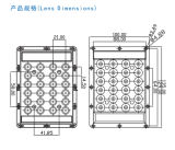 LED Street Light/Lamp Module Lens con 28 (4*6) LED di Seoul 4040 (90*90)