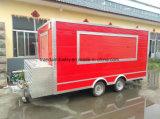 De Caravan van het voedsel, de Mobiele Vrachtwagen van de Keuken, Catering, Mobiele Winkel, Mobiele Workshop, Bureau, de Aanhangwagen van de Kwaliteit