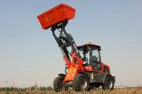 Everunのブランドのセリウムは1.5トンのコンパクトな車輪のローダーを承認した