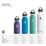 Vacío caliente aislada de acero inoxidable frasco Hydro