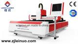 автомат для резки лазера волокна 1000W для CS 1-5mm Ss 1-10mm