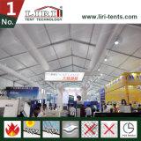 40m grosses Ausstellung-Zelt/angemessene Zelte der Frau-Steel Tent /Rade für den Bezirk angemessen