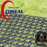 Estera de goma de la hierba para la cubierta al aire libre chibada del patio de los sitios y como localizaciones propensas de la nieve helada