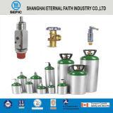 Alta qualidade e High Pressure Aluminum Gas Cylinder