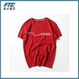 T-shirt de bonne qualité de coton de Pima de mode