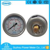 barre liquide de l'indicateur de pression de glycérine de 63mm 10
