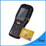Scanner mobile Android portatile del codice a barre del terminale PDA delle stampanti termiche di QS