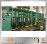 Гидровлическая большая плита размера вулканизируя лечащ машину давления с SGS ISO BV