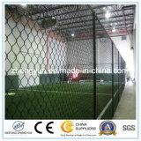 PVC上塗を施してある高い安全性の競技場のひし形の塀