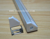 Profilo di alluminio d'angolo 19*19 di forma di v LED