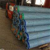 Rifornimento di pavimentazione di plastica Shinning o impresso della fabbrica del Rolls della protezione del feltro di colore rosso di disegno