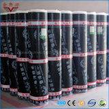 Het Sbs Gewijzigde Waterdichte Membraan van het Bitumen, Zelfklevend Bouwmateriaal