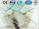 Освободите сделанное по образцу стекло с CE, ISO (3 ДО 8mm)