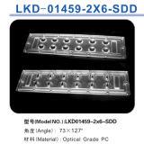 LED Street Light/Lamp Module Lens con 12 (2*6) LED di Seoul 4040