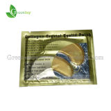 Colagénio & Gold Powder Crystal Eye Mask, Beauty Care Prodcuts para Women