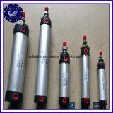 Цилиндр воздуха высокого цилиндра хода давления двойного действующий регулируемого миниого пневматического миниый