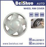 Tampa plástica nova da borda da tampa de roda do carro 14 do ABS 13 '' - '' para o carro