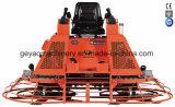 Heiße Verkaufkohler-Motor-hohe Pferdestärken-hydraulische Fahrt auf EnergieTrowel Gyp-1046