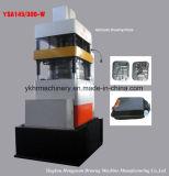 Presse hydraulique d'étirage profond de quatre presses hydrauliques de fléau