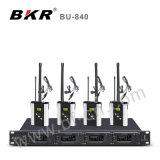 Sistema de conferência Bu-840 da alta qualidade de quatro canaletas