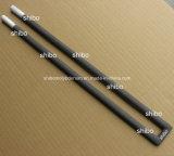 Elementos de aquecimento do carboneto de silicone da forma de U