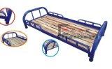 금속 프레임 아이들 가구 침실 가구는 아이들 침대 아이 2단 침대를 놓는다