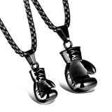 De Halsband van de Juwelen van het Roestvrij staal van de Tegenhanger van de manier (NK199)
