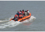 Aqualand 16feet 4.7m Rib Rigid Inflatable Rescue Boat/Rib Patrol Boat (RIB470B)