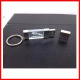 小型金属USB Pendrive水晶USBのフラッシュ駆動機構