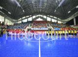 De Tegels van het Hof van Futsal van de Gebeurtenis van sporten, de MiniTegel van de Vloer van het Hof Futsal (Gouden Zilveren Brons Nicecourt-)